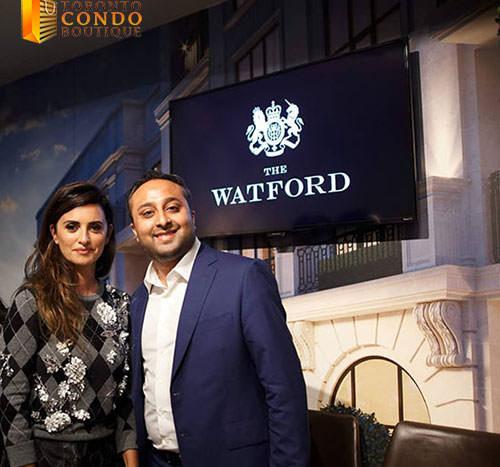Watford Condos Launch Party